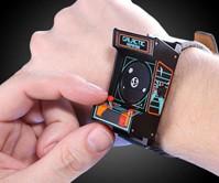 Classic Arcade Wristwatch