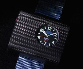 Cesium 133 - True Atomic Wristwatch