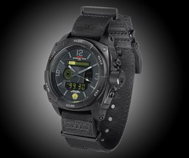 Radiation Detecting Watch