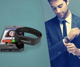 Striiv Touch Activity Tracker & Smartwatch