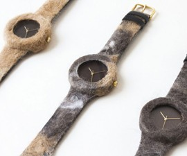 Your Pet's Fur Watches