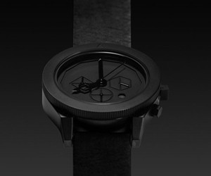 Black-on-Black Watch