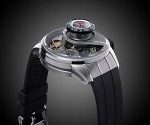 Genie 03 Watch with Pop-Up Speedometer