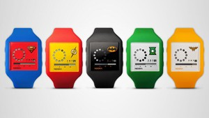 NOOKA Zub Zirc Justice League Watches