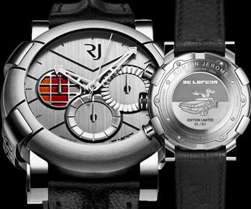 DeLorean Watch