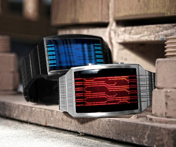 Kisai Online LCD Watch
