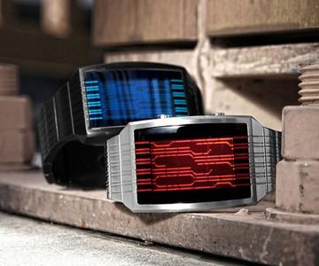 Kisai Online LCD Watch