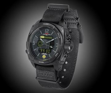 Radiation Detecting Watch