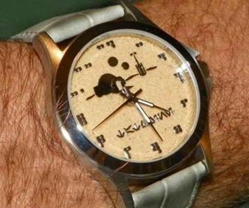 Tatooine Sand Watch