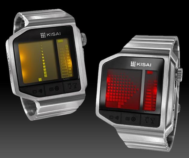 Breathalyzer Watch