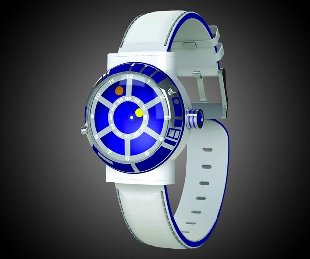 R2-D2 Collector's Watch