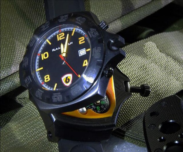 Recon 6 Utility Watch